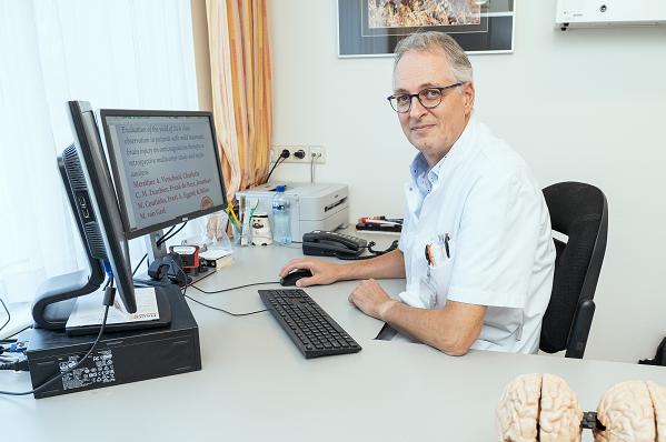 opleider neurologie Noordwest dr. Björn van Geel